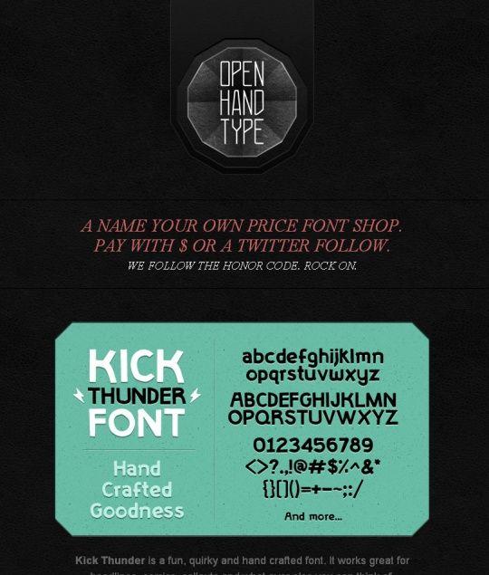 www.openhandtype.com