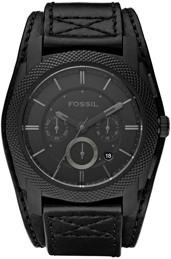 776eaa026db FS4617 - Authorized Fossil watch dealer - MENS Fossil MACHINE ...
