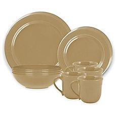 image of Emile Henry Dinnerware Collection in Oak