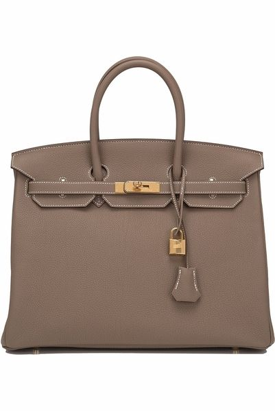 b8929cd6e3 New Hermes Birkin Bag 35 Togo Etoupe Women's Purse | all around us ...