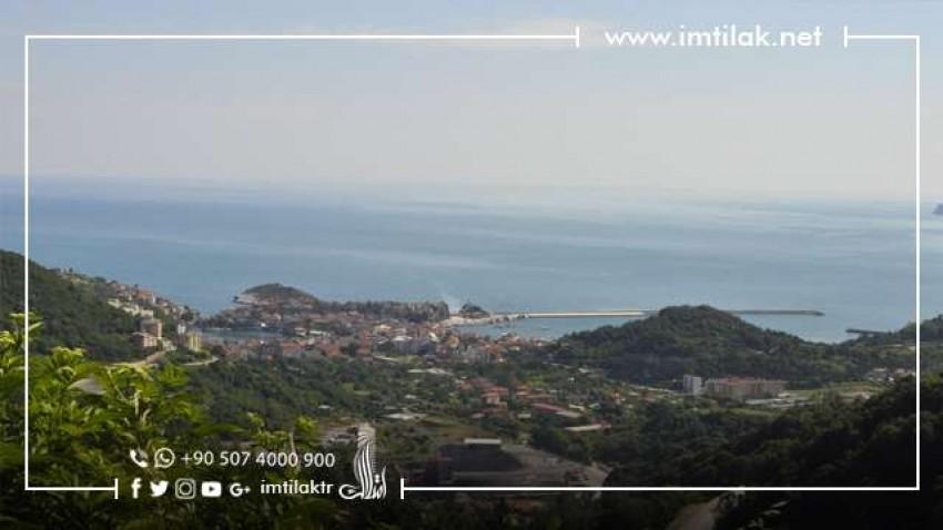 منطقة البحر الأسود في تركيا تطور سياحي وعمراني Black Sea Natural Landmarks Sea