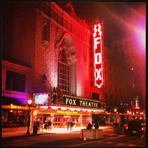 The official website for Fox Theater in Oakland, brought to you by Another Planet Entertainment.