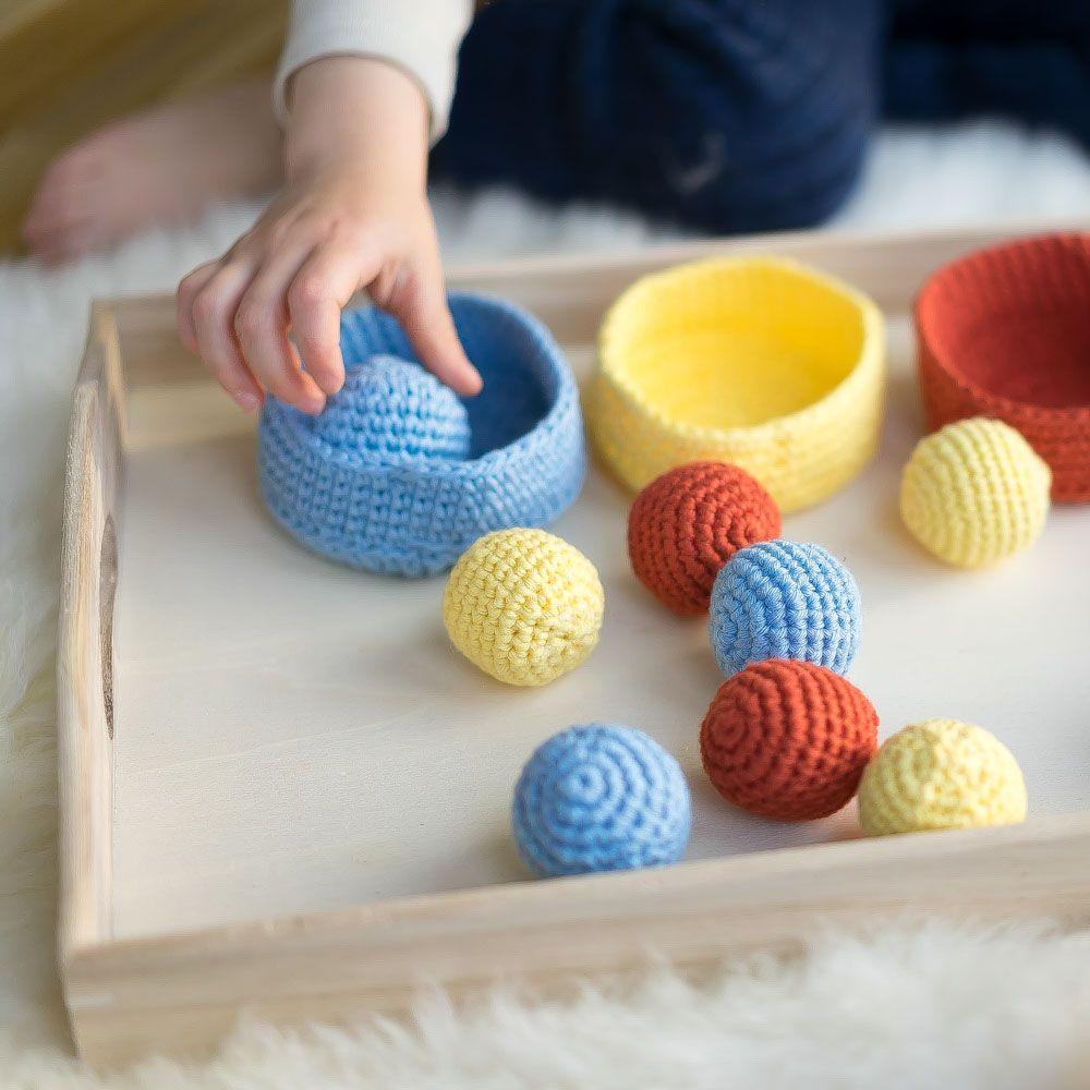 Diy Sortierspiel Fur Kinder Zum Farben Lernen Inkl