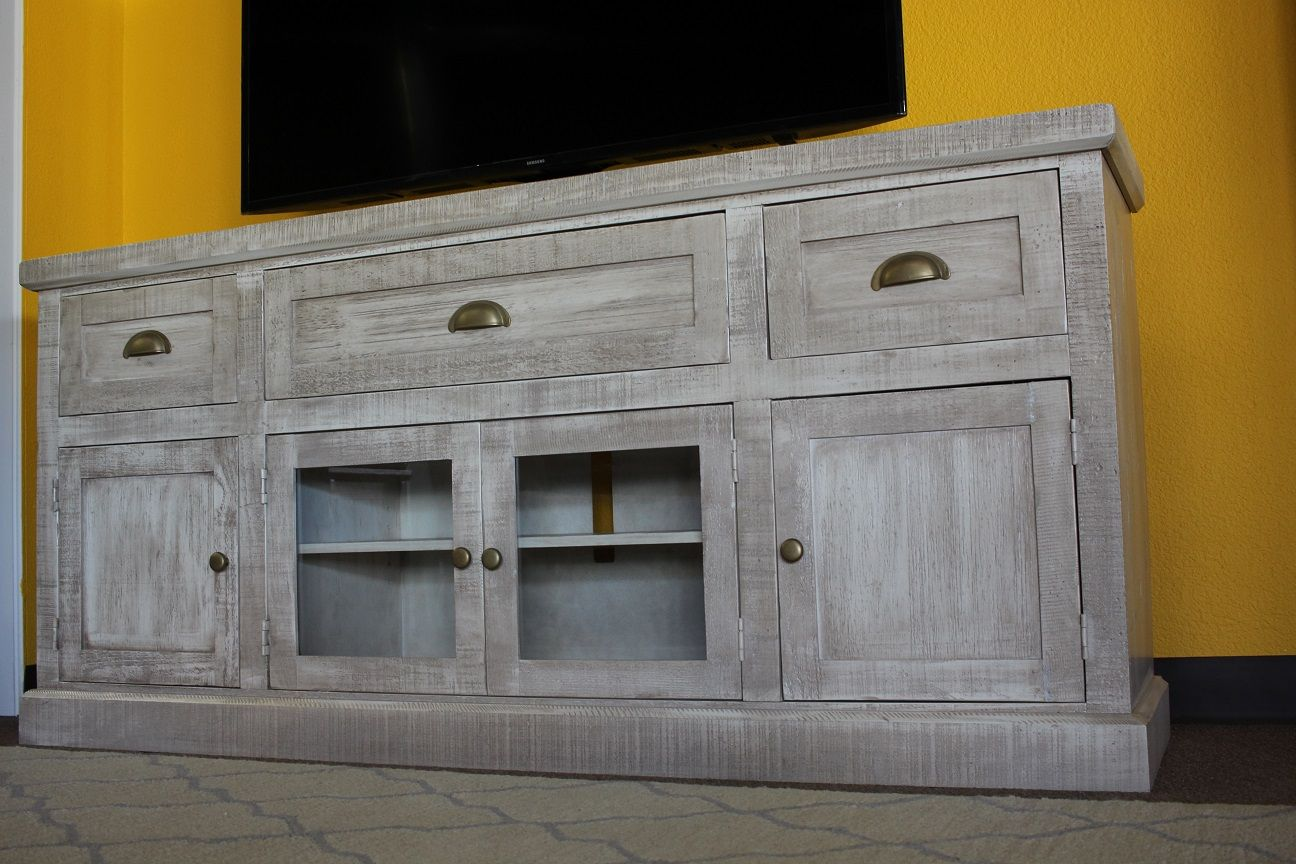 70 tv stand am0401 rustic large solid wood entertainment center