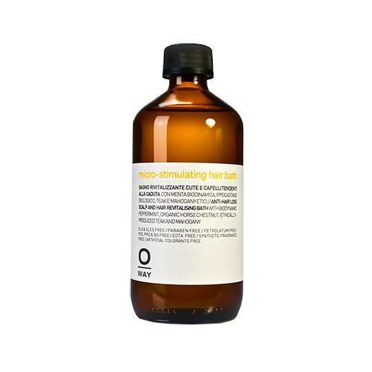 Oway Micro Stimulating Hair Bath 240ml Anti Hair Loss Shampoo Hair Loss Shampoo Hair Loss