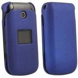 LG Envoy 2 Compatible Rubberized Protective Cover - Blue - $7.95