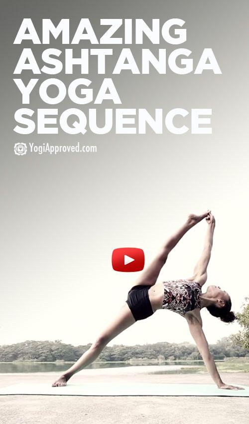 The Impossible Amazing Ashtanga Yoga Sequence Video Ashtanga Yoga Sequence Yoga Sequences Ashtanga Yoga