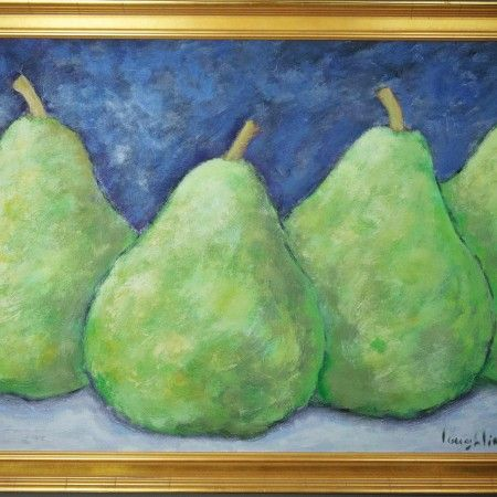 Pears Brendan Loughlin Available At The Bird Nest Salon Gallery