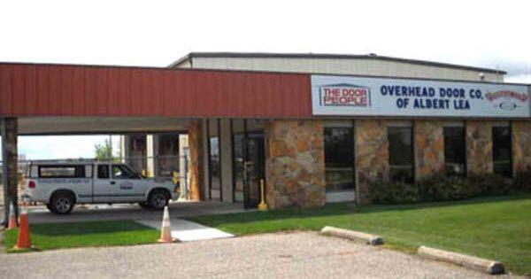 Overhead Door Company Of Albert Lea Minnesota Overhead