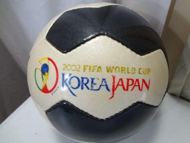 Fifa World Cup 2002 Korea Japan Smits Plastics Soccer Ball Black White Collect Calcio Palloni Da Calcio