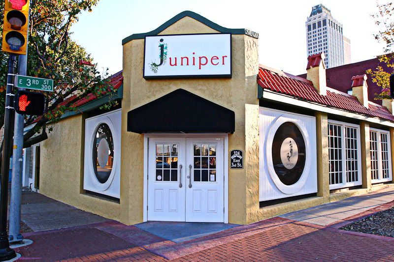 Juniper tulsa ok one of the best filets ive ever had