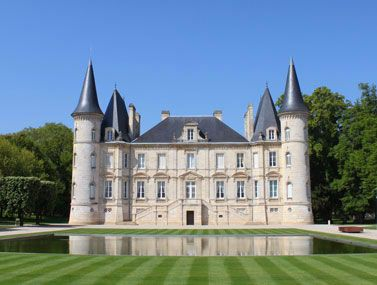 Chateau de fleurs desings the list below chateau angelus for Chateau angelus