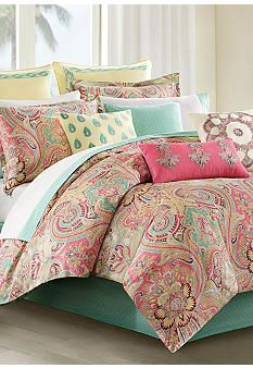 Guest Bdrm King Duvet Sct Echo Design Guinevere Bedding