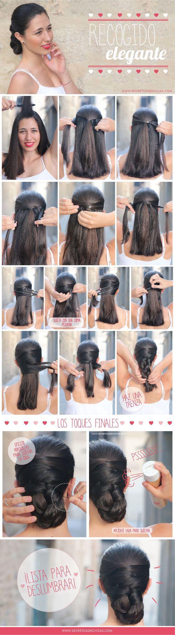 Pin Von M Auf Robe Hair Style Geflochtene Frisuren Zopffrisuren Flechtfrisuren