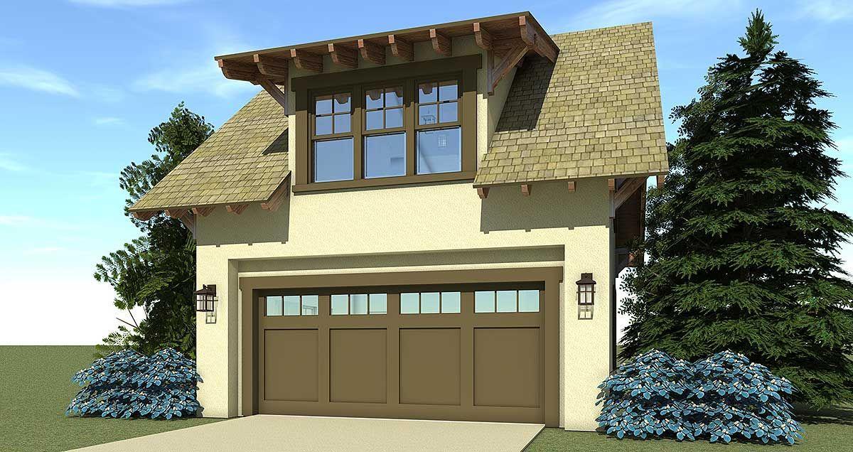 Plan 44051td Bungalow Carriage House Craftsman House Plans Carriage House Plans Garage Plans With Loft