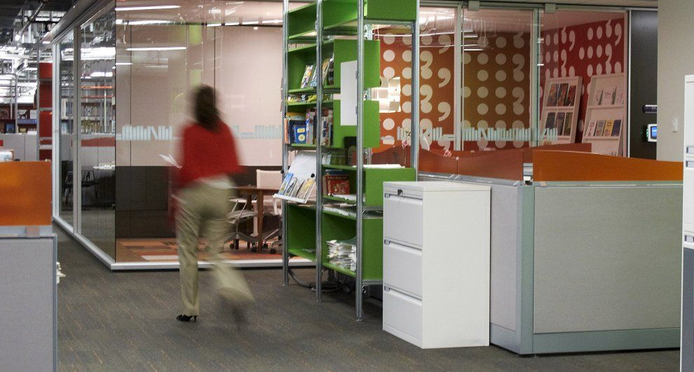 Kids Can Press Boardroom