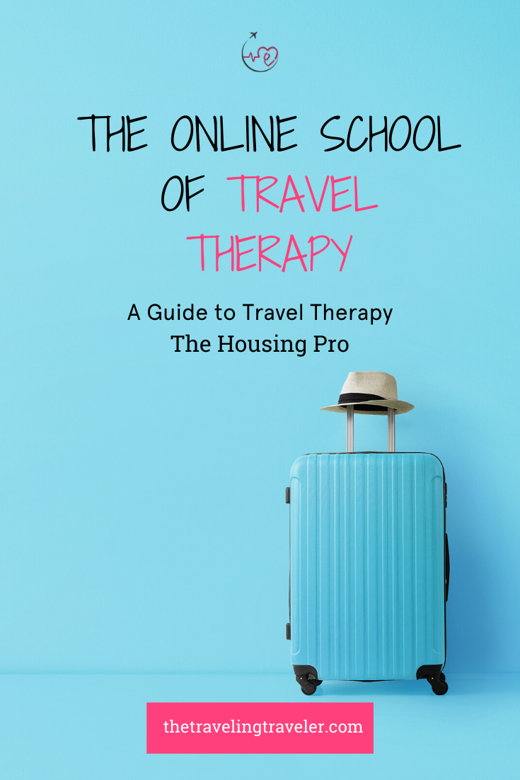 The Online School Of Travel Therapy Are You Interested In