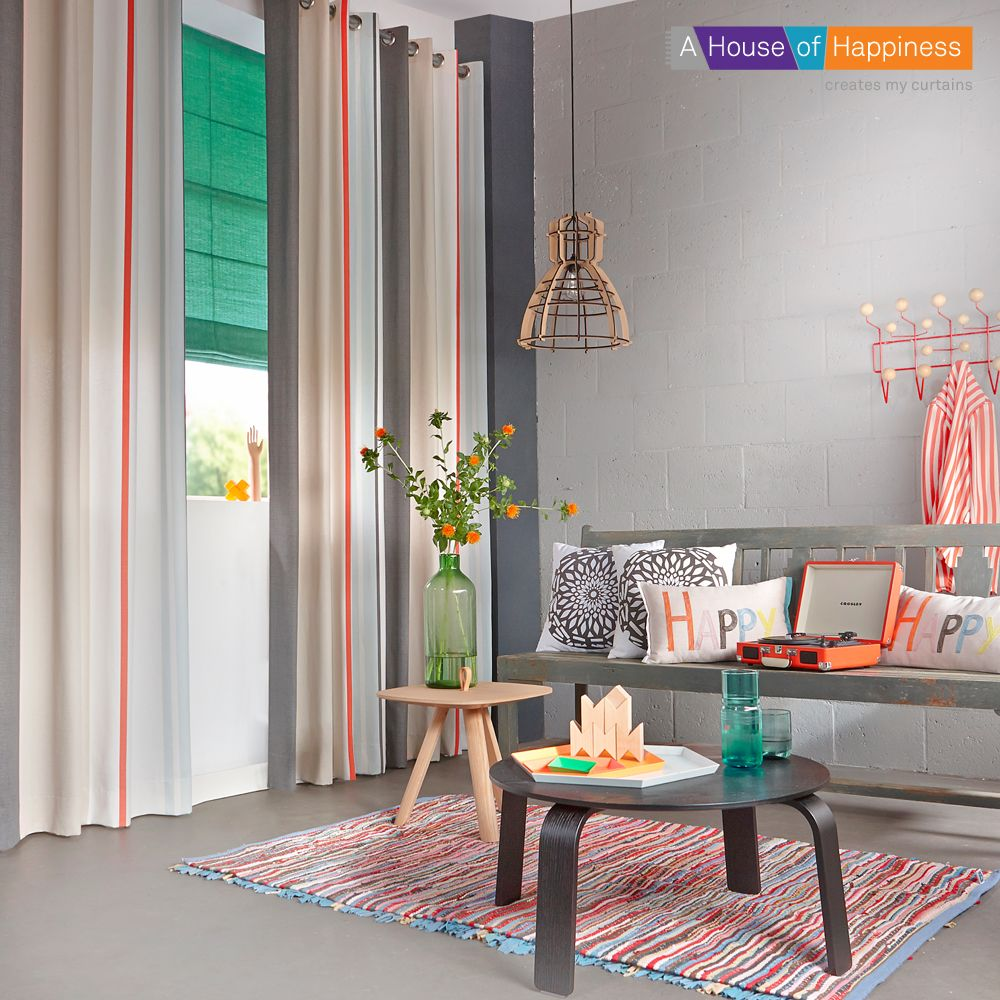 Gordijnen van A House of Happiness #curtains Artelux gordijnen Op de ...