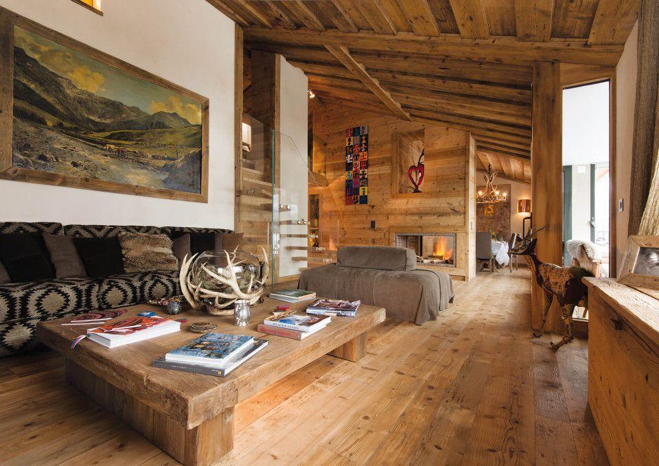 Silvaplana Saint Moritz Arte Rovere Antico | CHALET