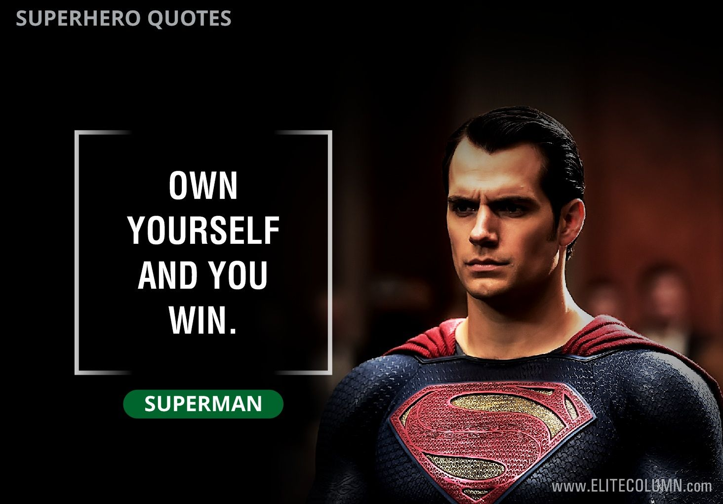 12 Superhero Quotes To Inspire You To Deal With Your Life
