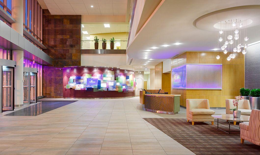 Corporate Lobby Design Caresource Dayton Oh Sce Office Pinterest Lobby Design Lobbies