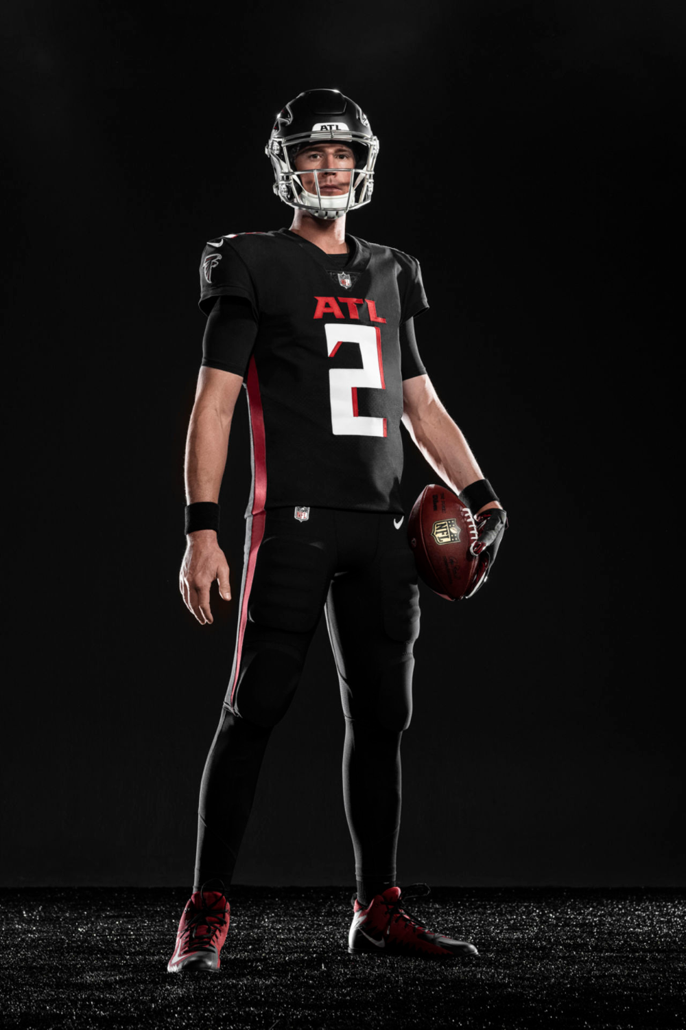 Atlanta Falcons New Uniforms Revealed In 2020 Atlanta Falcons Atlanta Atlanta Falcons Matt Ryan