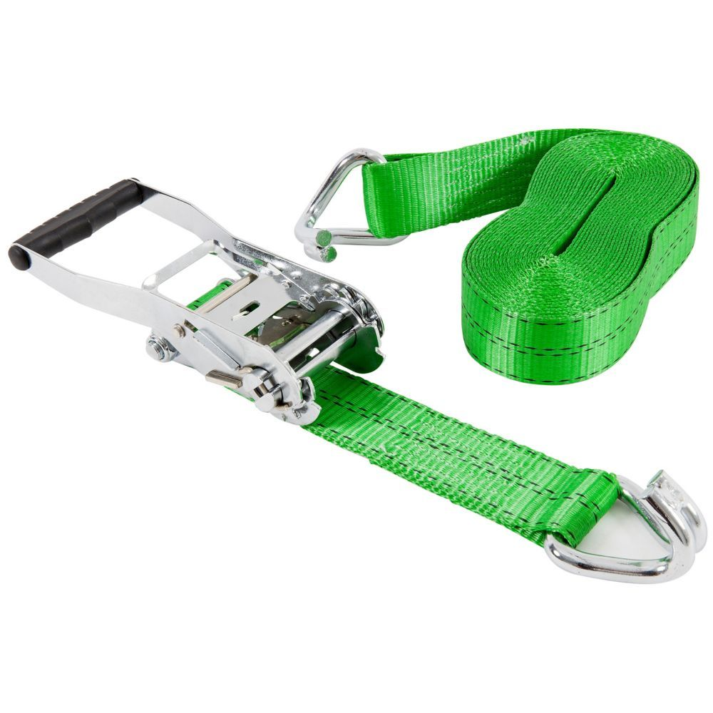 how to use a keeper ratchet strap