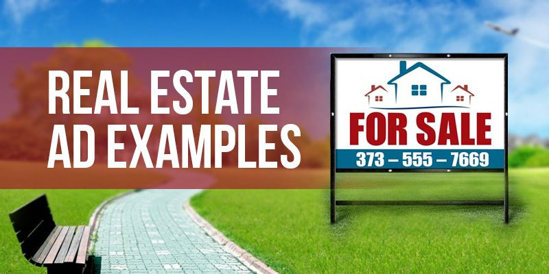 Real-Estate-Ads | Real Estate Selling Buying | Pinterest | Real ...