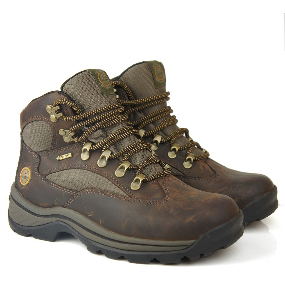eeb51bade Bota Timberland Feminina Chochorua Gore Tex Marrom - Compre Aqui - Black  Boots