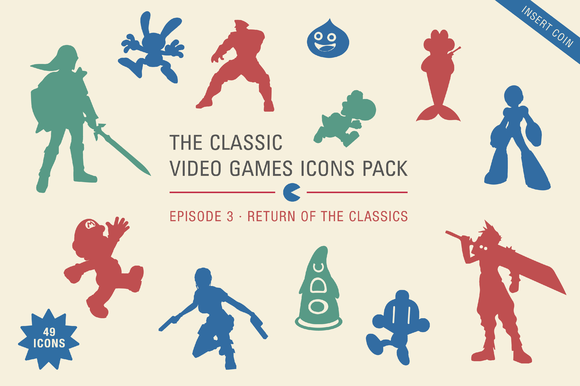 Videogames Icons Pack 3 Icon Icon Pack Vector Icons Free