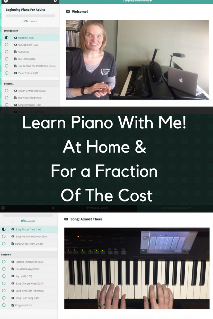 Opinion you Adult beginner lesson online piano remarkable