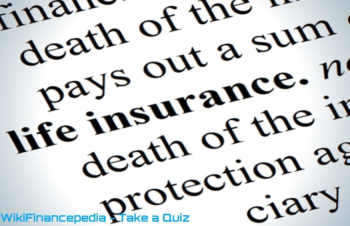 Insurance Quiz Basics Of Insurance For Beginners Module Life