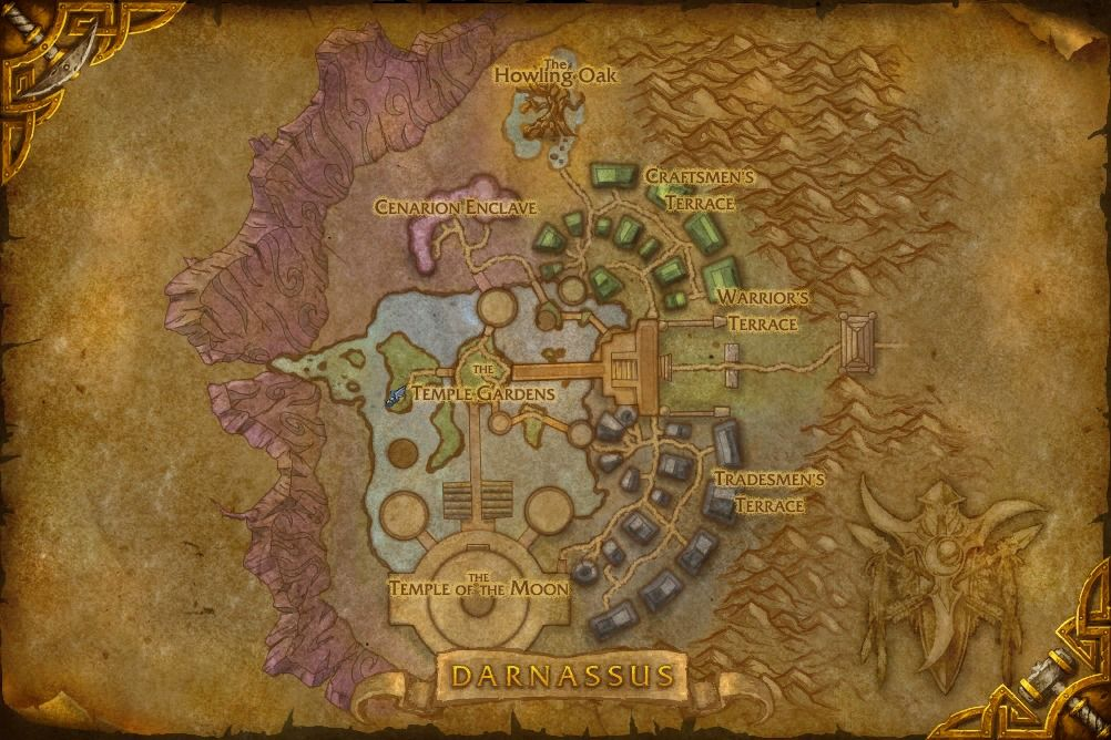 Map For Lord Of The Rings%0A Darnassus city village town map cartography   Create your own roleplaying  game material w  RPG