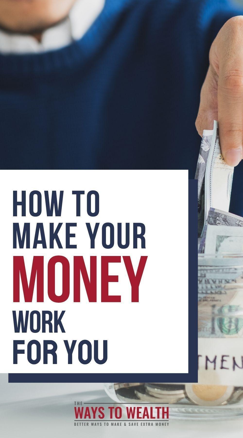 Photo of Wie Sie Ihr Geld für sich arbeiten lassen – Tipps und StrategienWie Sie Ihr Geld für Sie arbeiten lassen