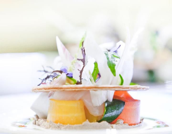 Alain Ducasse At The Dorchester Gastronomia Culinaria Gourmet