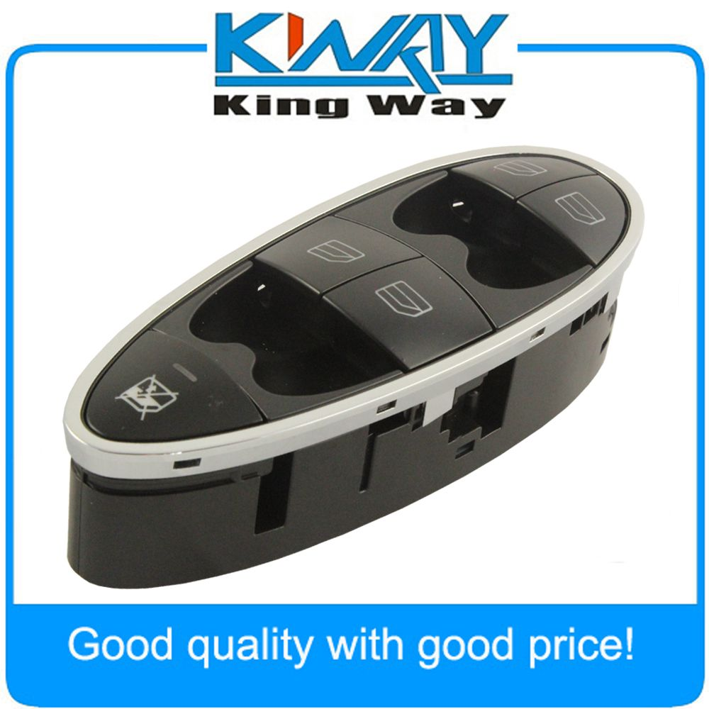 Driver Master Window Switch A2118213579 Fit For Mercedes Benz W211 E200 2006 2011 Mercedes Benz Benz Mercedes