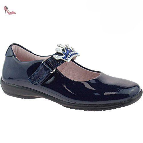 Lelli Kelly LK8309 (DB01) Love Black Patent School Shoes F Fitting-31 (UK 12.5) IJFtBgq7
