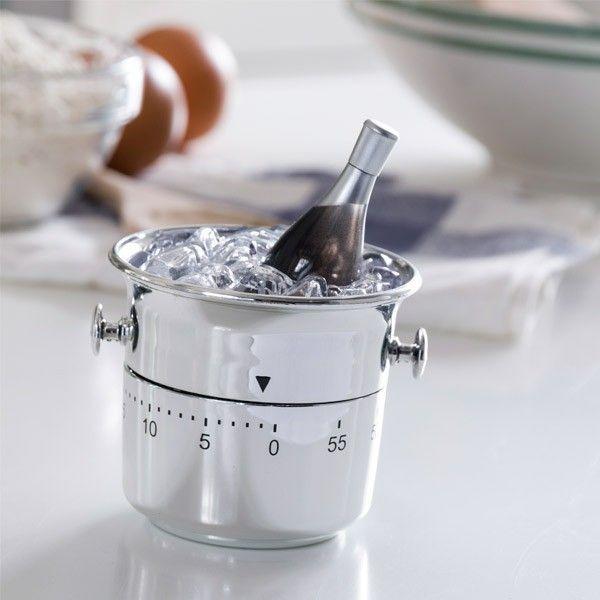 Timer da Cucina Secchiello Ghiaccio | Cucina e Gourmet | Pinterest ...