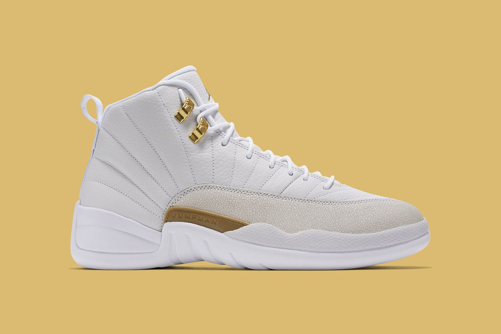0350157a41ea UPDATE  Nike Officially Unveils the White Colorway of the OVO x Air ...