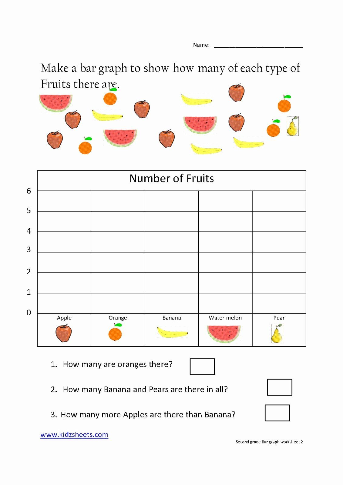 30 Bar Graph Worksheets In With Images