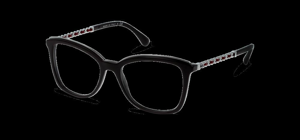 2acf1a56f92121 Lunettes de vue Chanel 3351Q 1461 BORDEAUX OUI Grand optical 399e ...