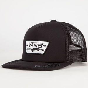 VANS Full Patch Boys Trucker Hat  27d43861a5