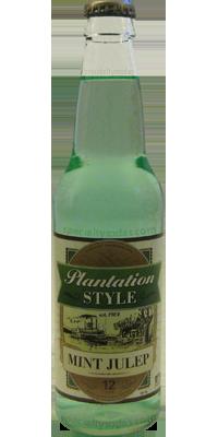 Plantation Style: Mint Julep Soda   #soda #mint #julep