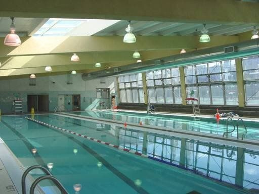 North Beach Public Swimming Pool San Francisco Ca With Images
