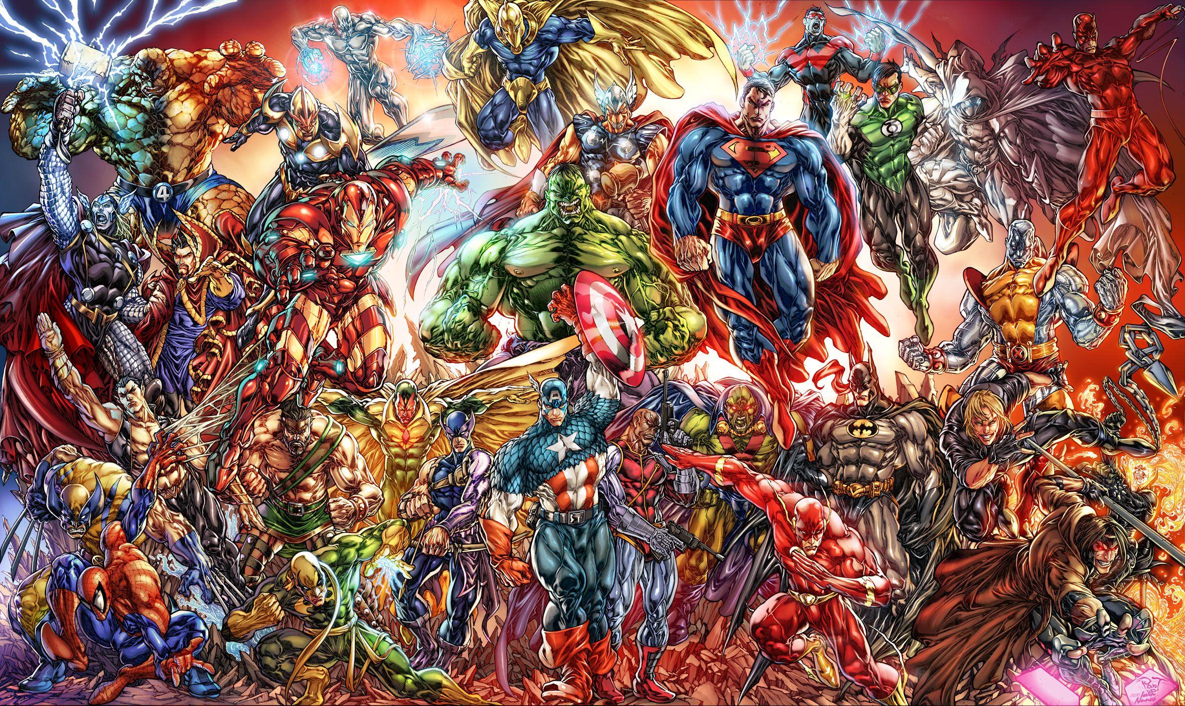 Marvel Comics Logo Wallpaper Hd Cool 7 HD Wallpapers | cute | Marvel comics art, Marvel ...