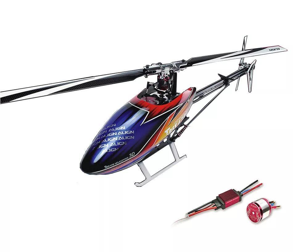 New Arrival !! T-REX 550L Dominator - ALIGN