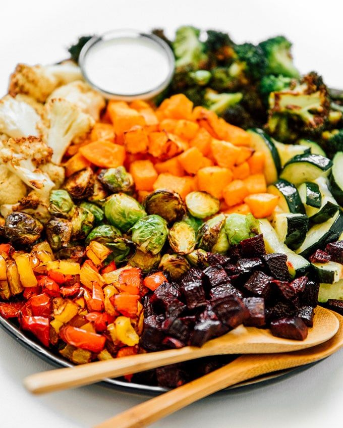 How to Air Fry Any Vegetable Recipe Roasted vegetable
