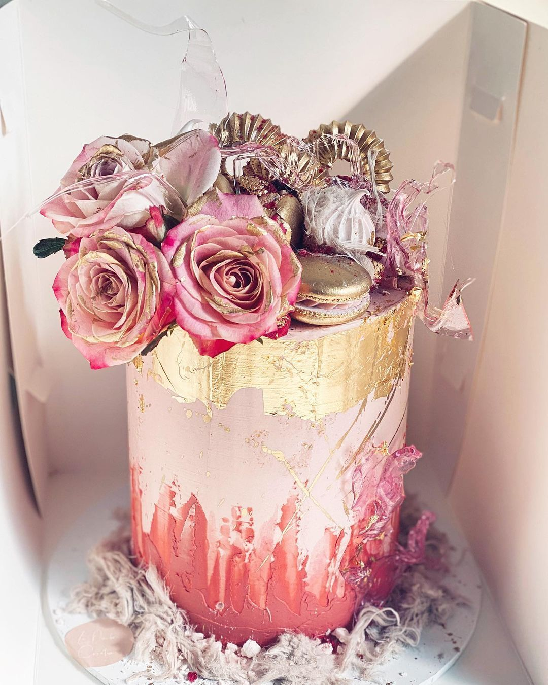 30 Small Rustic Wedding Cakes On A Budget | Wedding