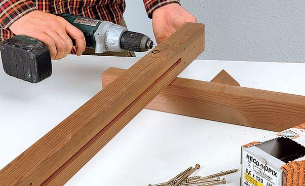 Rosenbogen bauen: Schritt 11 von 23