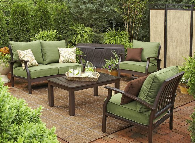 Allen Roth Room Galleries That Inspire Your Creativity Lowes Patio Furniture Wicker Patio Furniture Patio